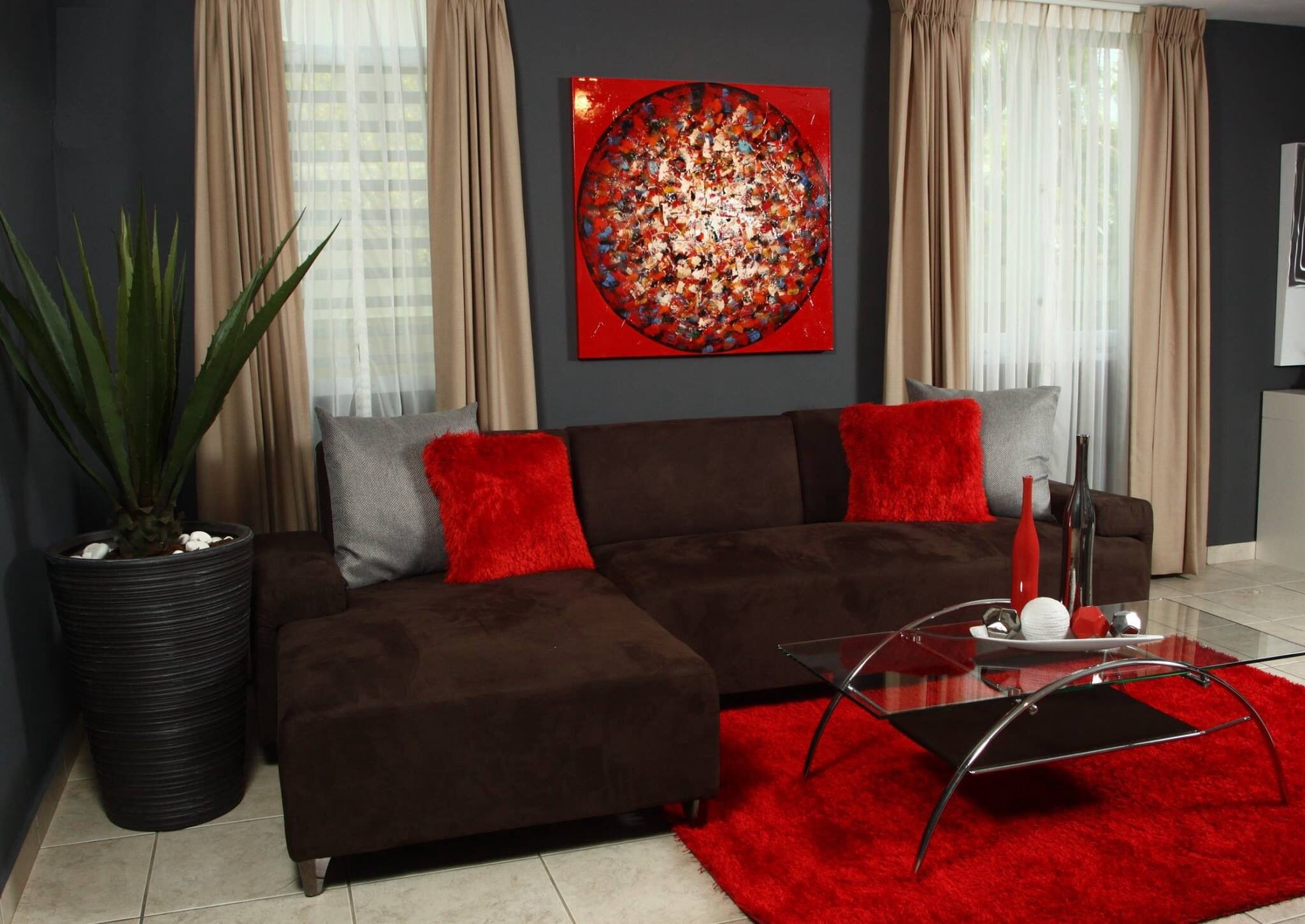 Red Decor for Living Room New Pin by Kennisha Frett On Home Decor In 2019