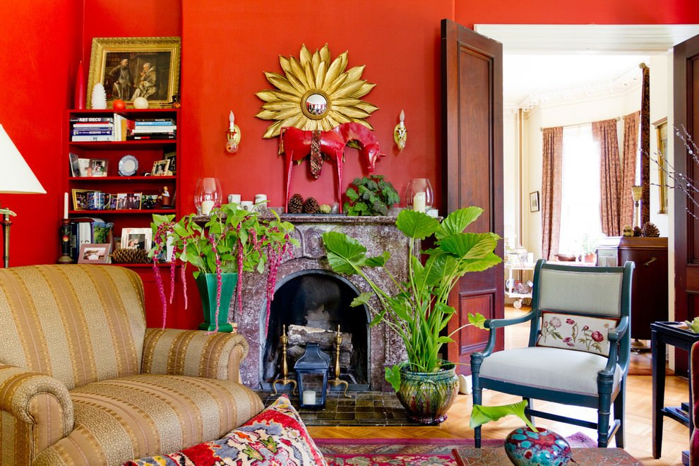 Red Decor for Living Room Unique 25 Red Living Room Designs Decorating Ideas