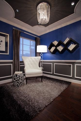 Royal Blue Living Room Decor Inspirational Sittting Room Love the Royal Blue Charcoal Grey