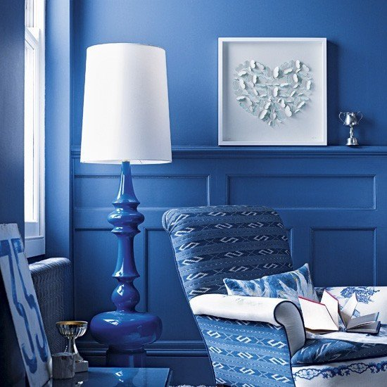 Royal Blue Living Room Decor Luxury Royal Blue Decor On Pinterest