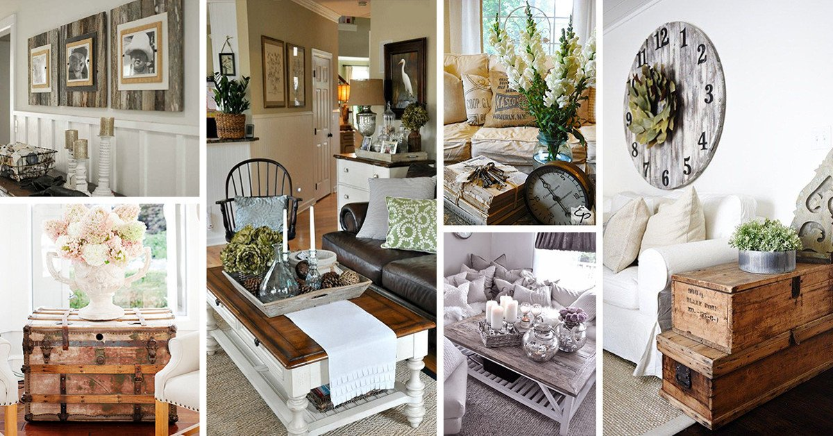 Rustic Chic Decor Living Room Inspirational 27 Best Rustic Chic Living Room Ideas and Designs for 2019