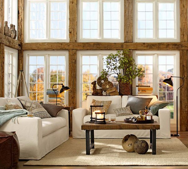Rustic Chic Decor Living Room Inspirational Fifteen Ideas for Decorating Rustic Chic Rustic Crafts