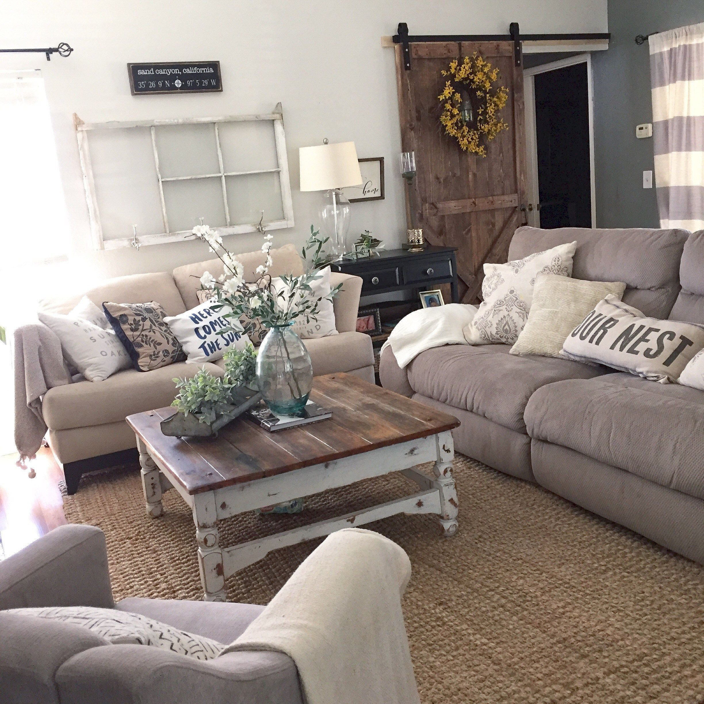 Rustic Chic Decor Living Room Luxury Adorable Cozy and Rustic Chic Living Room for Your
