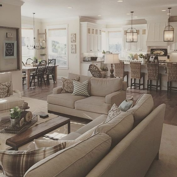 Rustic Chic Decor Living Room New Adorable Cozy and Rustic Chic Living Room for Your