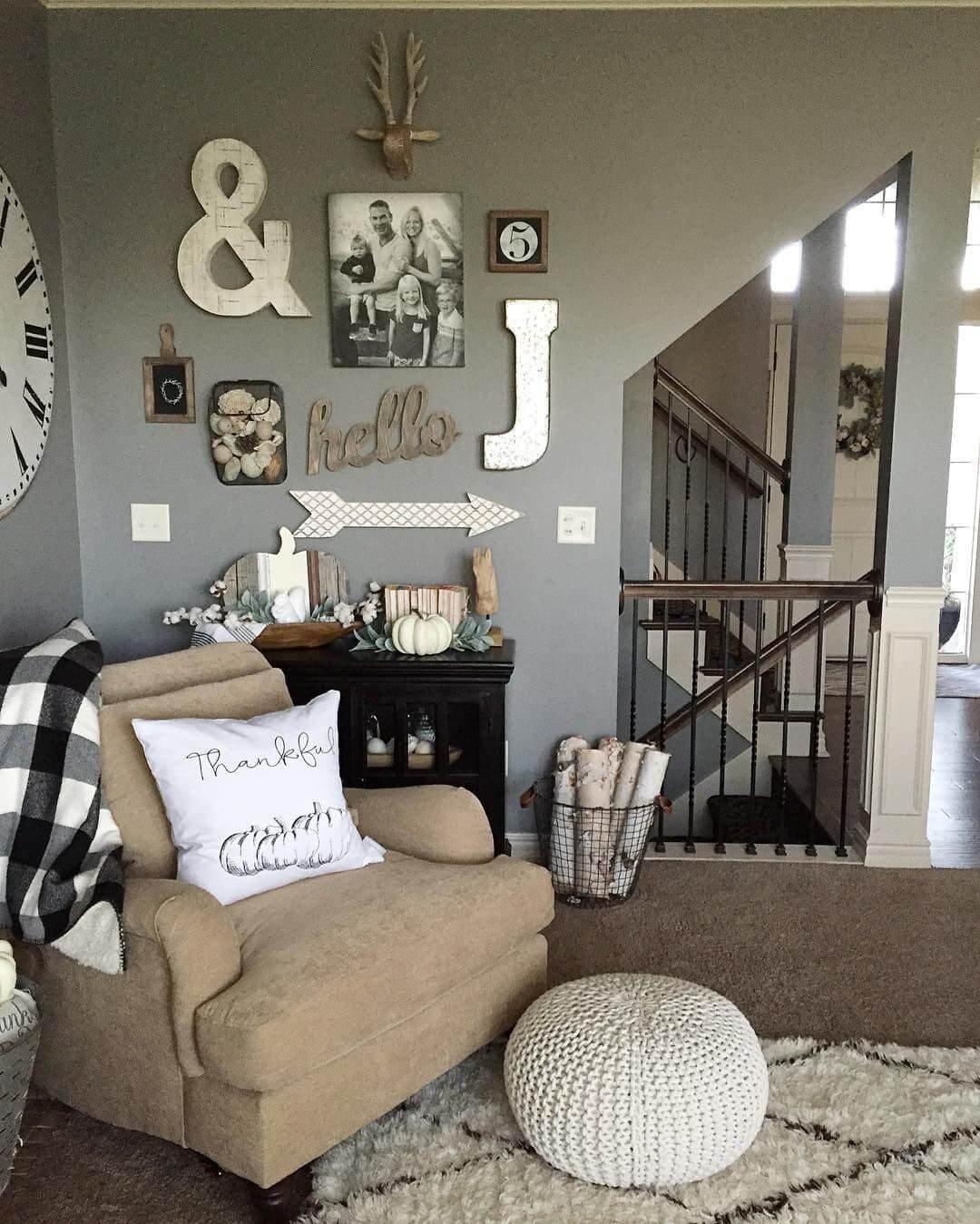 Rustic Living Room Decor Ideas Unique 33 Best Rustic Living Room Wall Decor Ideas and Designs