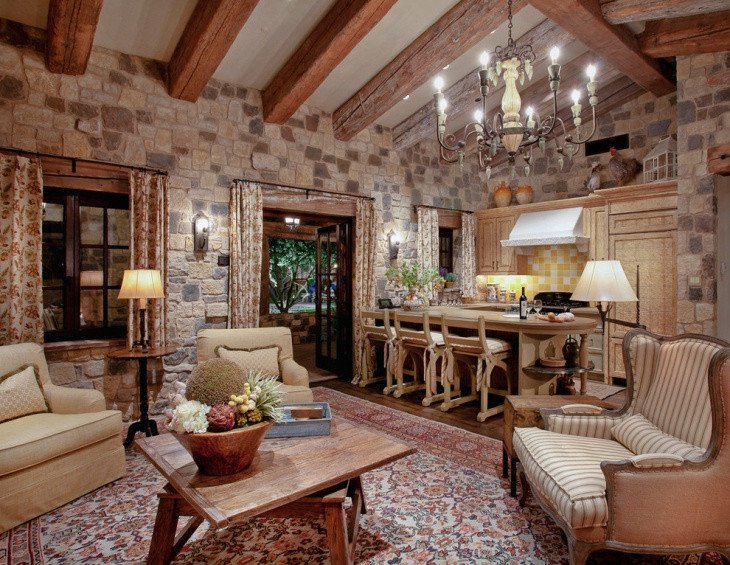 Rustic Living Room Wall Decor Awesome 19 Rustic Living Room Designs Decorating Ideas