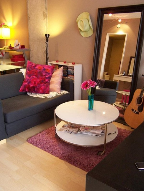 Small Apartment Living Room Decor Fresh Small Apartments with Living Room Design