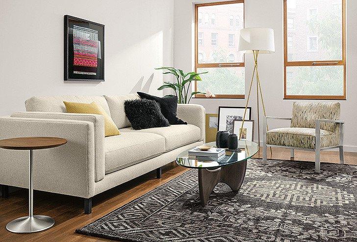 Small Living Room Decor Ideas Inspirational Decorating Ideas for A Small Living Room Room & Board