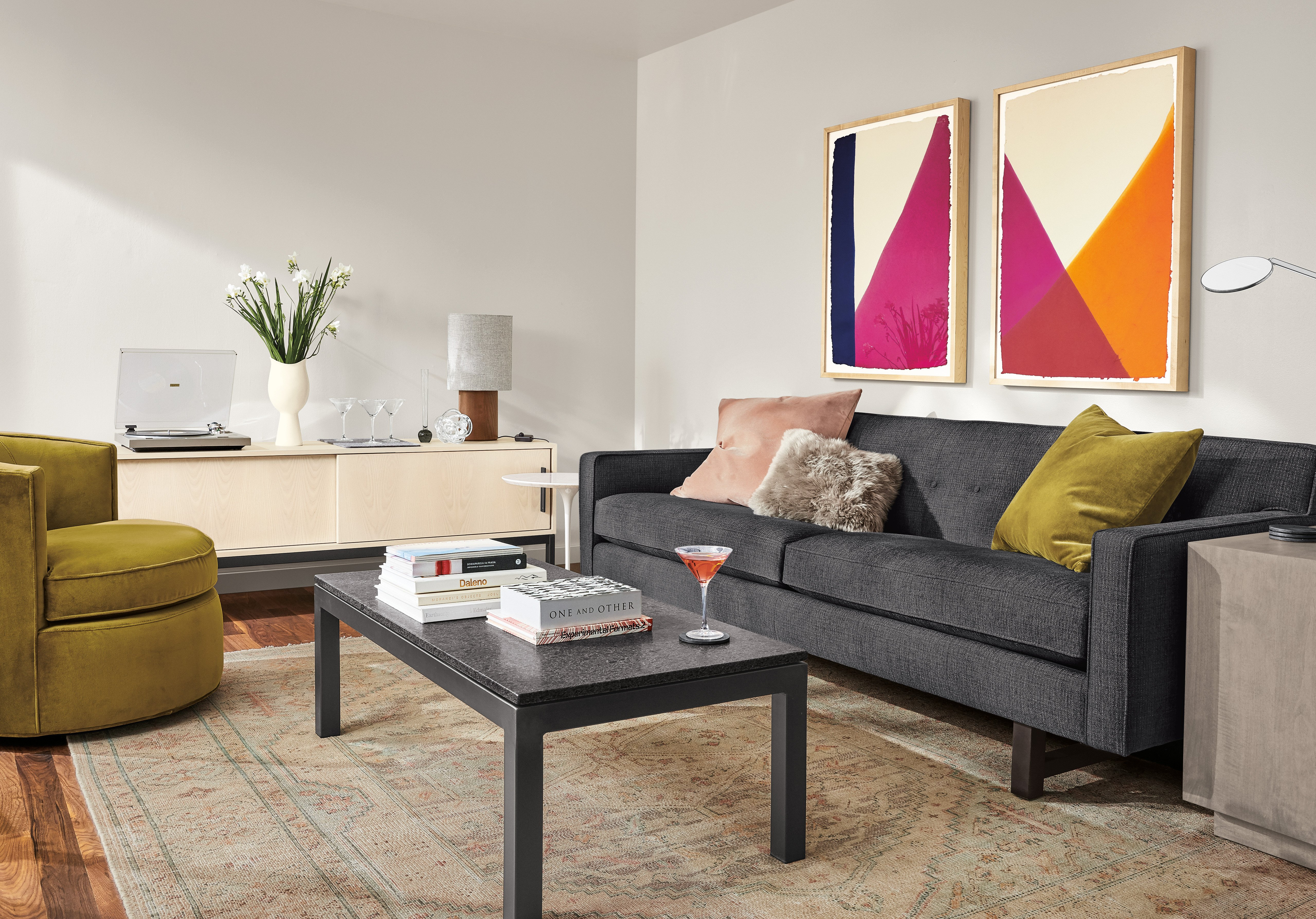 Small Living Room Decor Ideas Luxury Decorating Ideas for A Small Living Room Room & Board