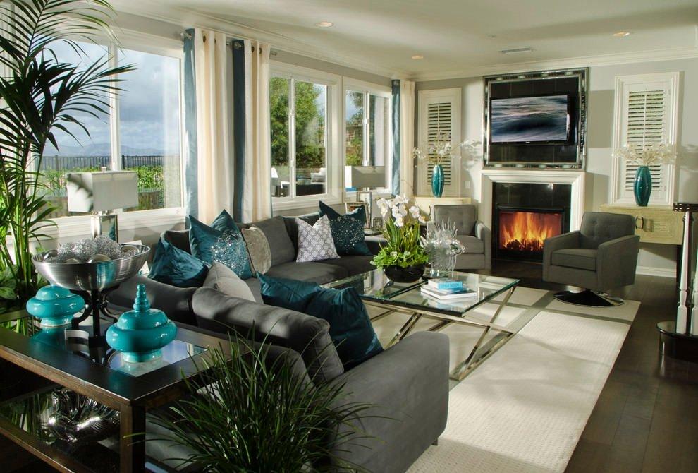 Teal Decor for Living Room Elegant 22 Teal Living Room Designs Decorating Ideas