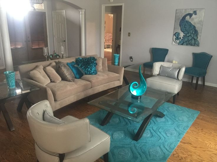 Teal Decor for Living Room New Best 20 Teal Living Rooms Ideas On Pinterest