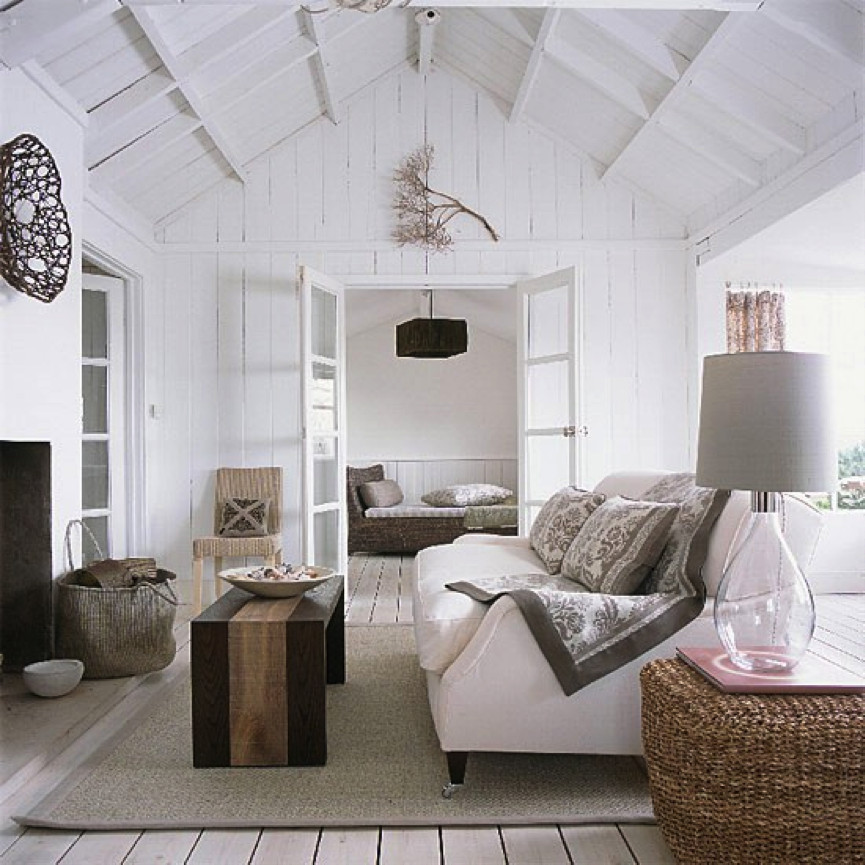 White Living Room Decor Ideas Unique Guest Post Decorating with soft Grey the nordic House