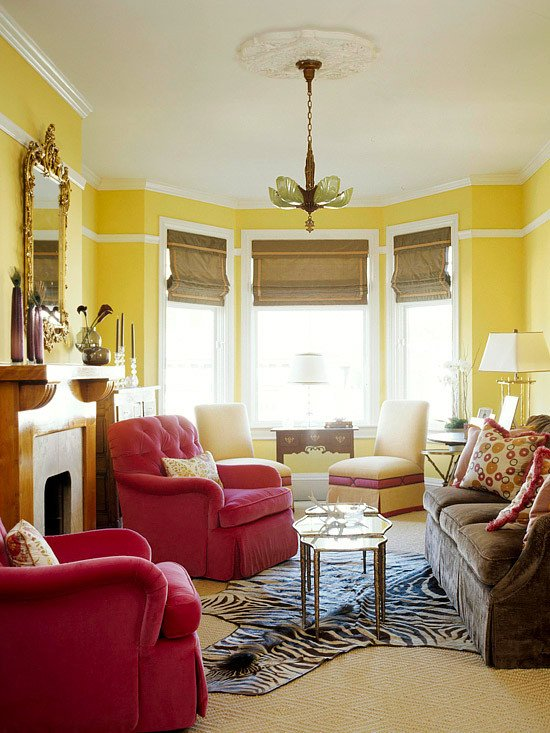 Yellow Decor for Living Room Best Of Yellow Living Room Design Ideas