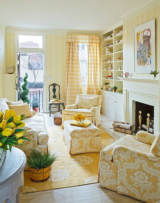 Yellow Decor for Living Room Elegant 20 Yellow Living Room Ideas Trendy Modern Inspirations