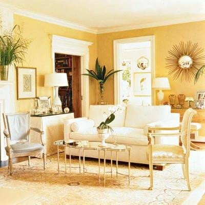 Yellow Decor for Living Room Unique House Paint Color Based On Feng Shui