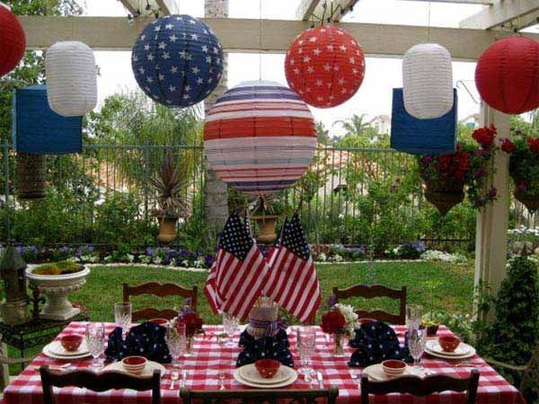 4th Of July Home Decor Beautiful 45 Decorations Ideas Bringing the 4th Of July Spirit Into Your Home