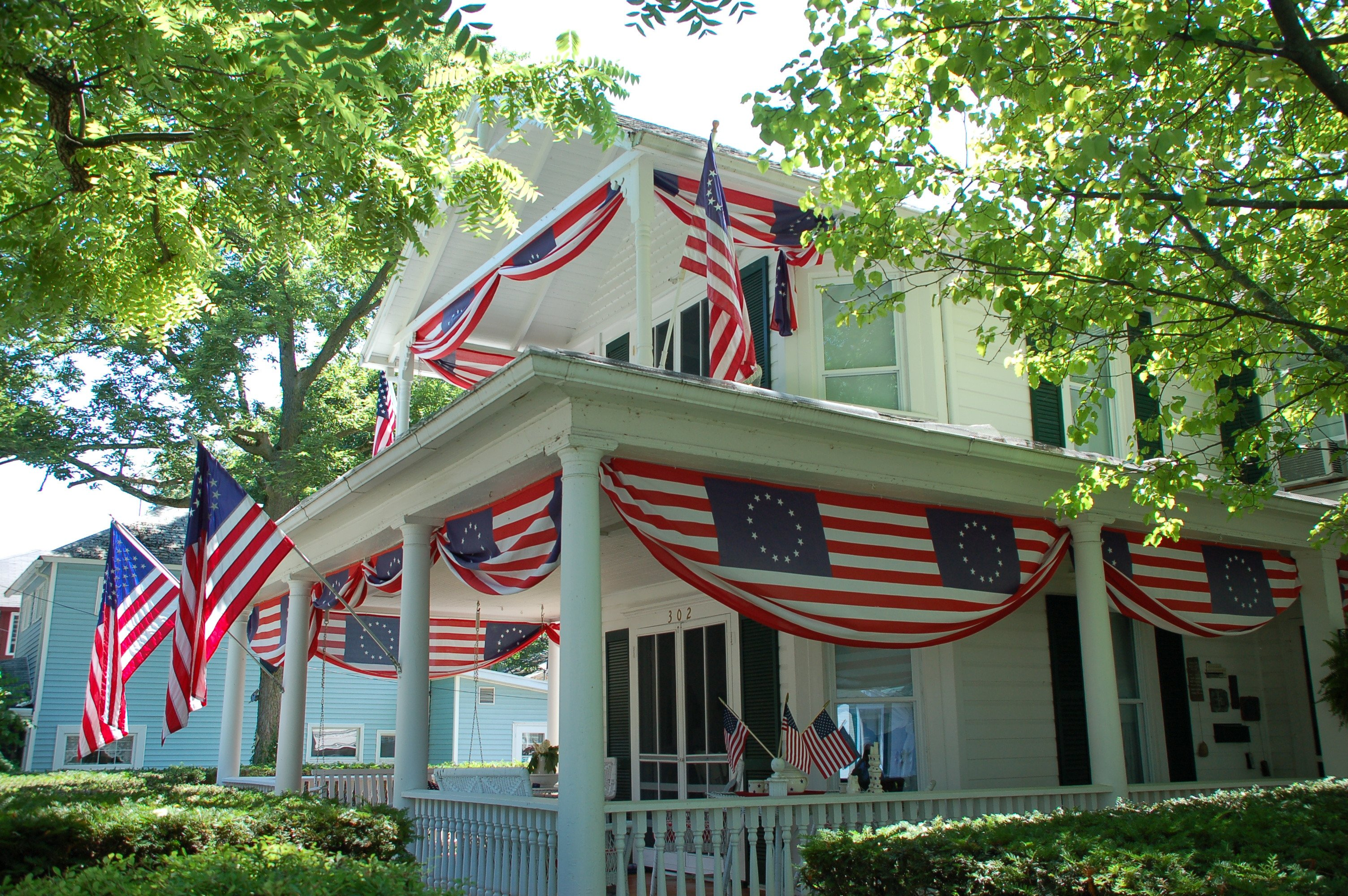 4th Of July Home Decor Luxury Patriotic Decor House Of Hargrove