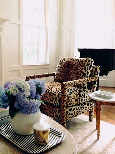 Animal Print Furniture Home Decor Awesome Décor Inspiration In 2019 Chairs & sofas
