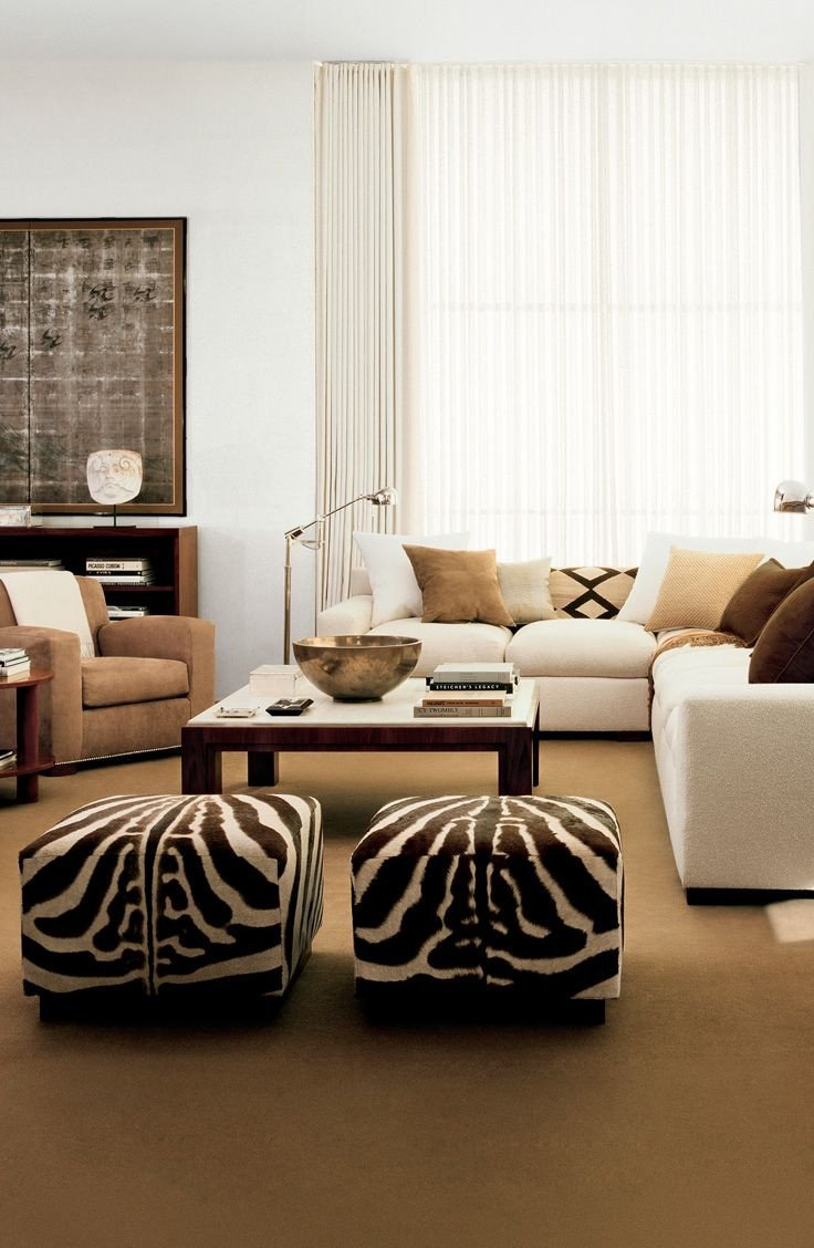 Animal Print Furniture Home Decor New the Concrete Jungle Bring A touch Of Safari to An Otherwise Modern Apartment with Wild Animal