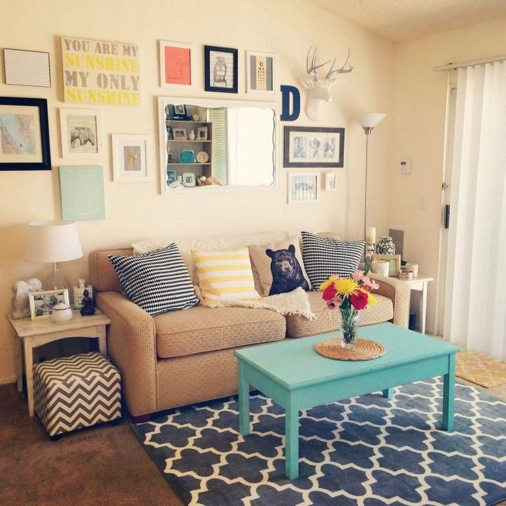 20 Unique Diy Small Apartment Decorating Ideas A Bud TRENDECORS
