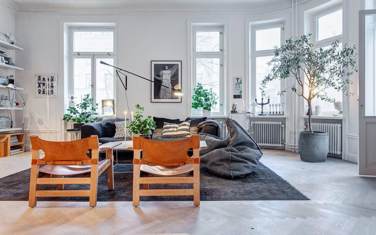 Apartment Living Room Ideas New Decordots Lotta Agaton's Home for Sale
