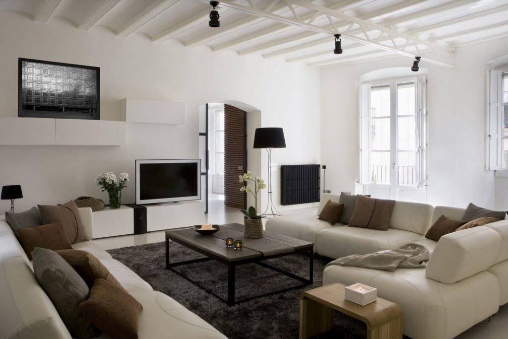 Apartment Living Room Ideas Unique 15 Modern Apartment Living Room Design Ideas