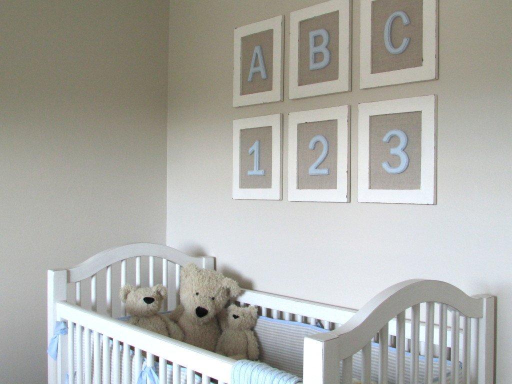 Baby Boy Nursery Wall Decor Best Of Baby Blake S Nursery Project Nursery