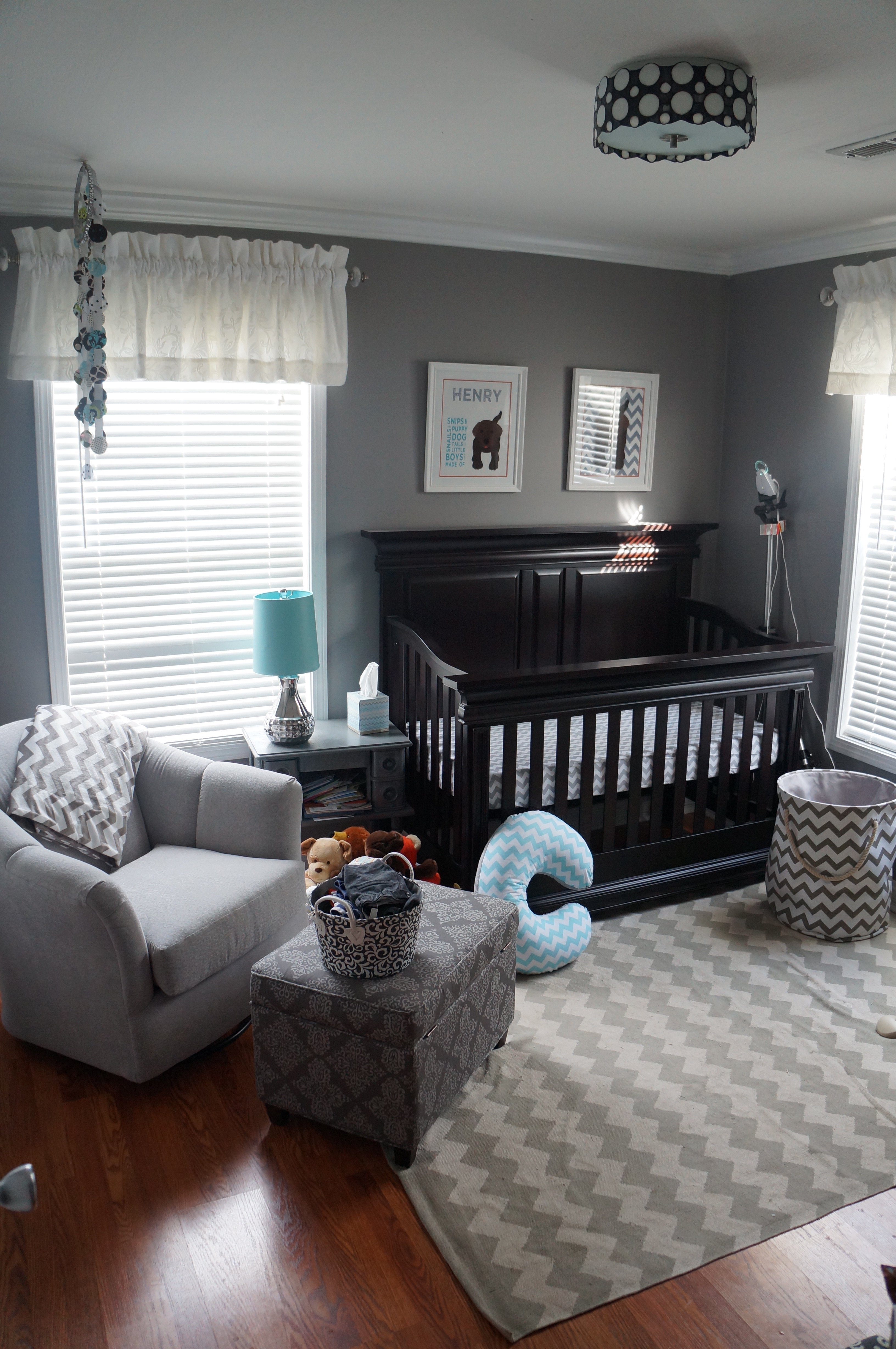 Baby Boy Room Decor Ideas Best Of Henry S Chevron Nursery Project Nursery