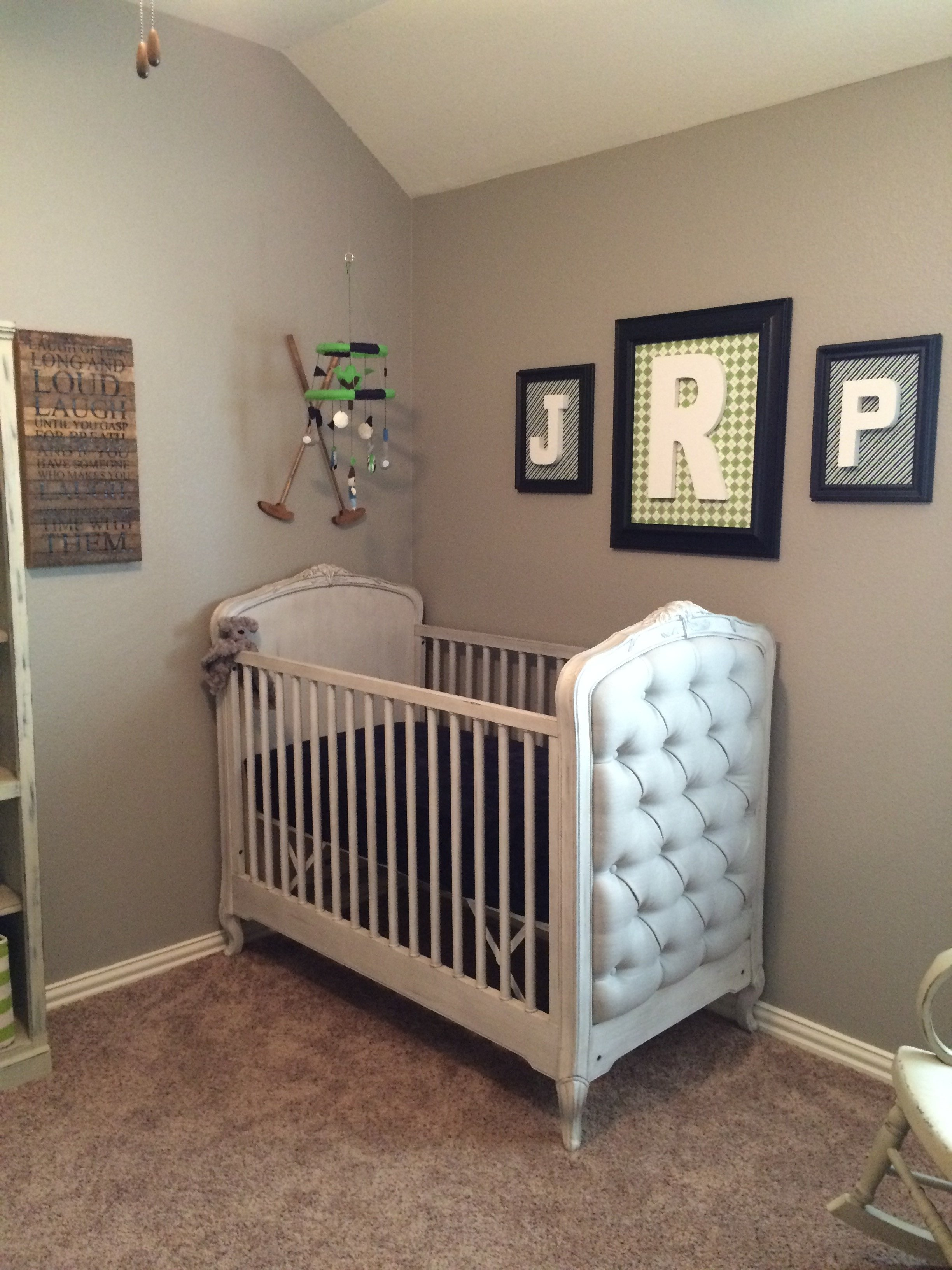 Baby Boy Room Decor Ideas Inspirational Golf theme Nursery Project Nursery