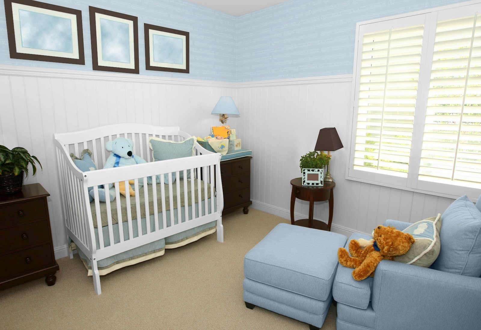 Baby Boy Room Decor Ideas Unique top 10 Baby Nursery Room Colors and Decorating Ideas