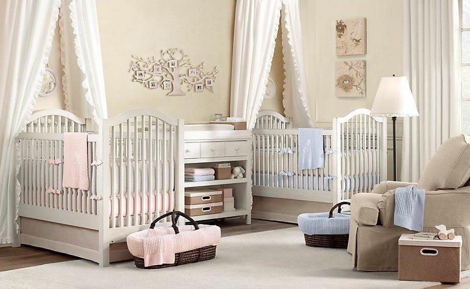 Baby Girl Nursery Decor Ideas Elegant Baby Room Design Ideas