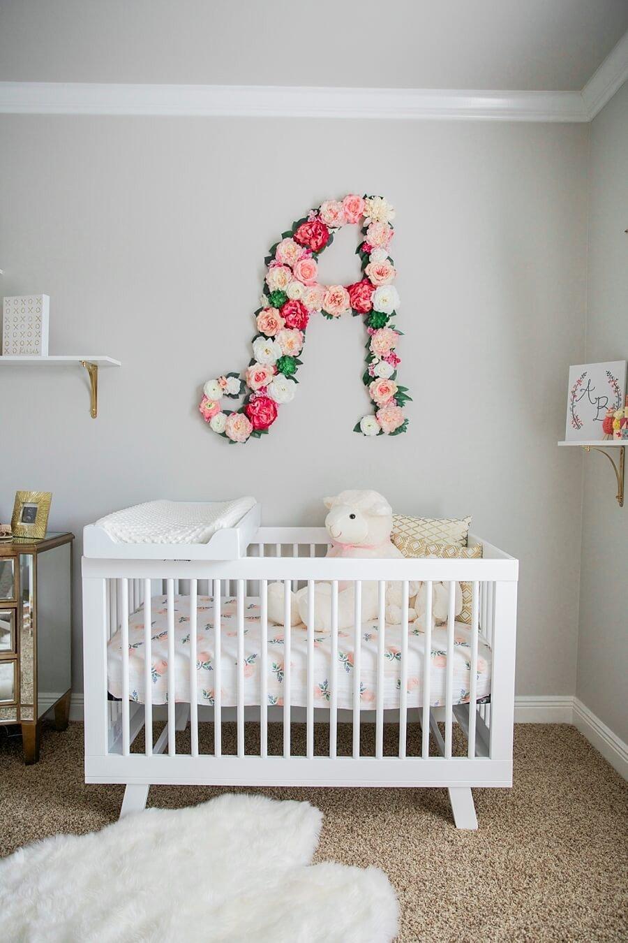Baby Girl Nursery Decor Ideas Fresh 35 Best Nursery Decor Ideas and Designs for 2019