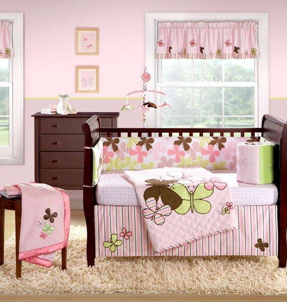 Baby Girl Nursery Decor Ideas Fresh Cute Baby Nursery theme Ideas