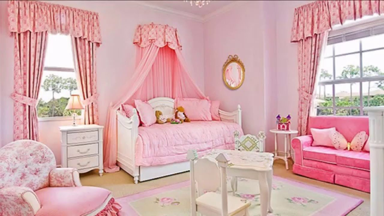 Baby Girl Room Decor Ideas Unique Baby Girls Bedroom Decorating Ideas
