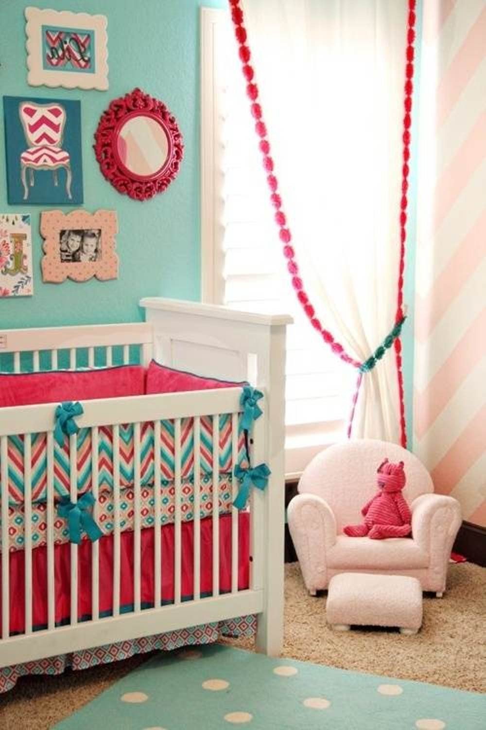 Baby Girls Room Decor Ideas Awesome 25 Baby Bedroom Design Ideas for Your Cutie Pie