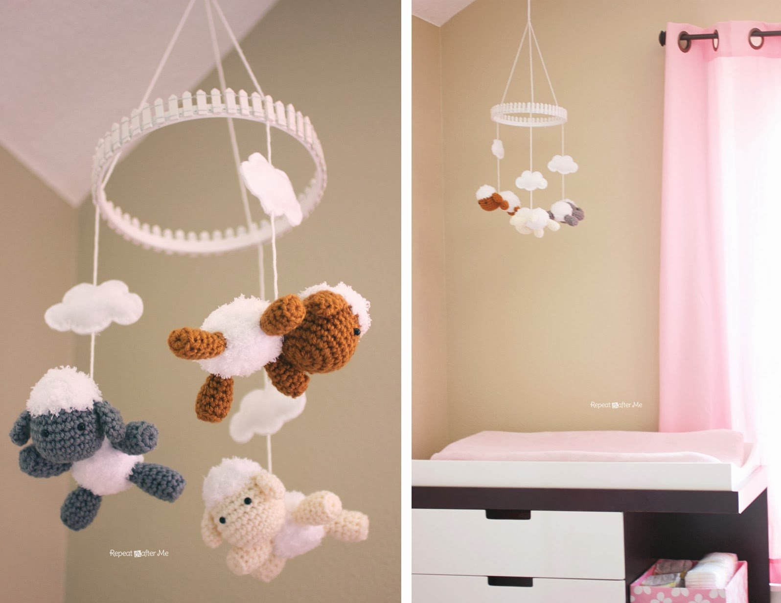 Baby Girls Room Decor Ideas Awesome Baby Girl Nursery Diy Decorating Ideas Repeat Crafter Me