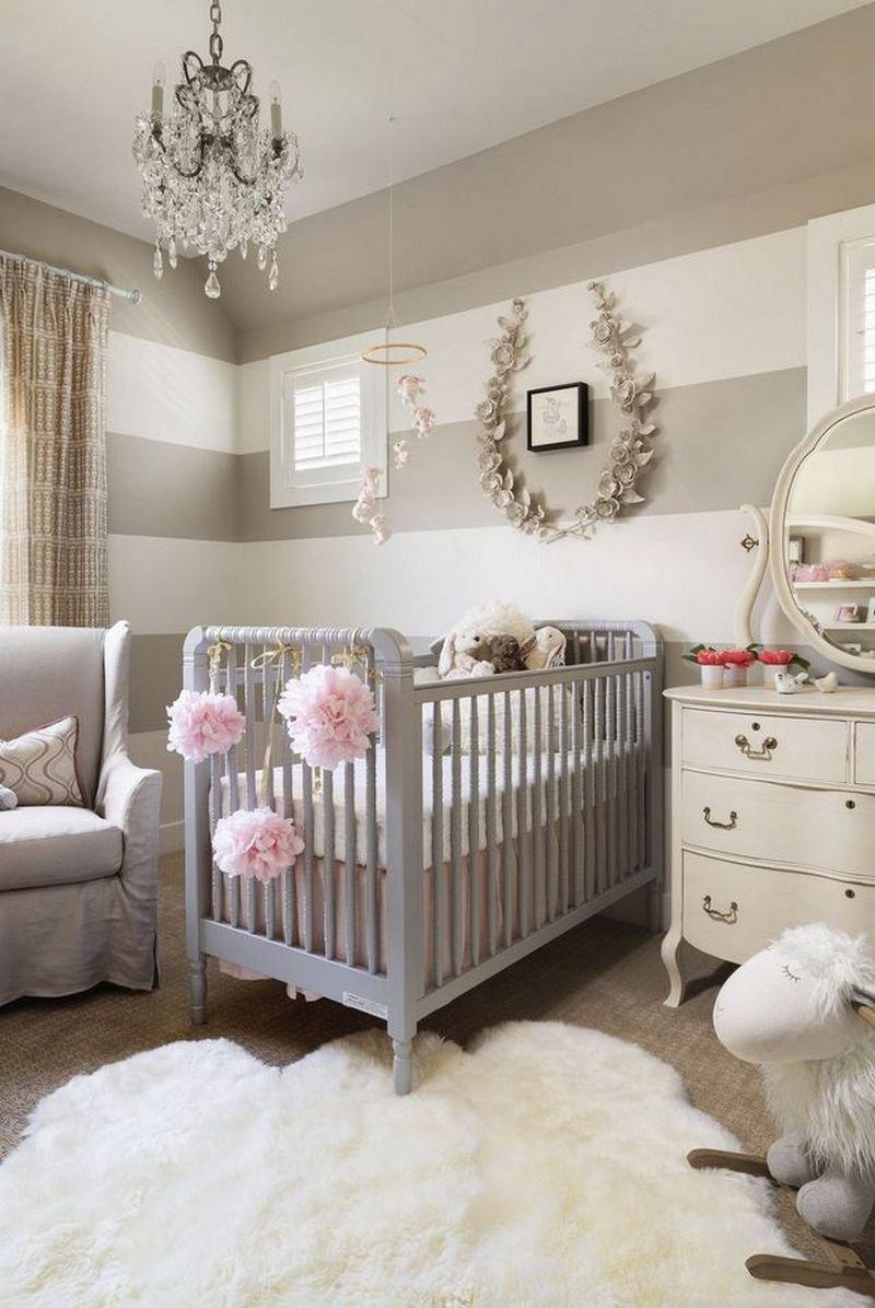 Baby Girls Room Decor Ideas Elegant 9 Baby Nursery Room Ideas to Steal asap Covet Edition