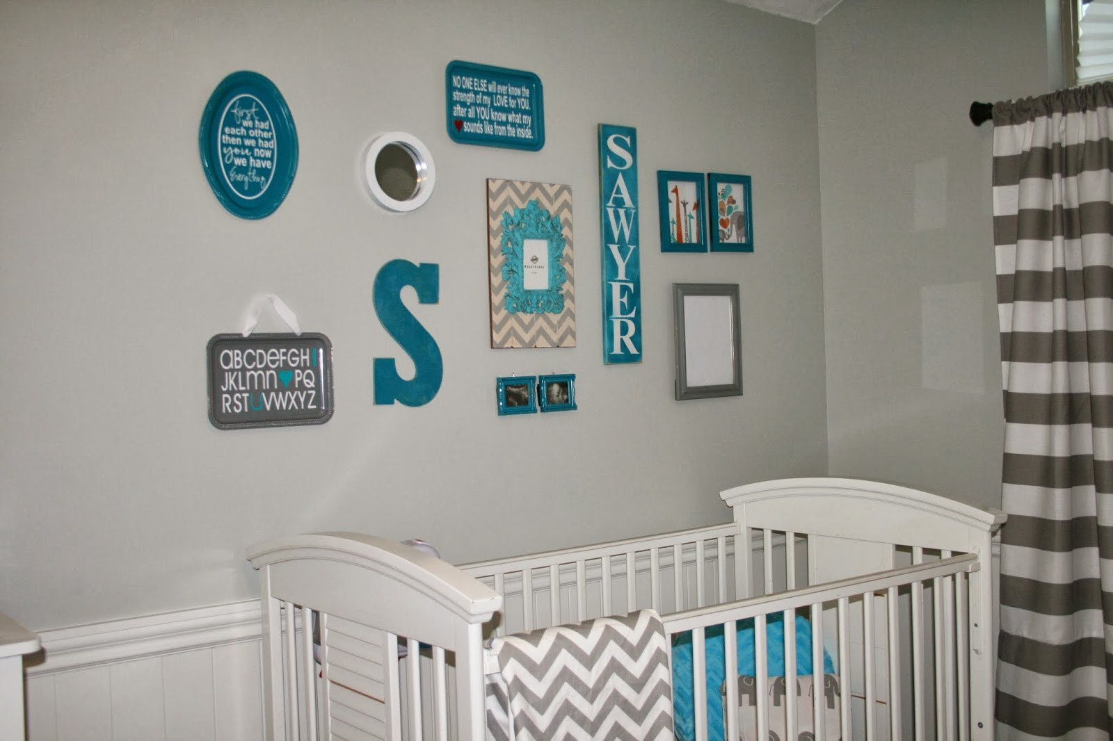Baby Room Wall Decor Ideas Awesome Creative Juices Baby Room Decor and Collage Wall