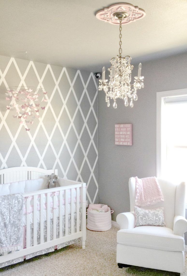 Baby Room Wall Decor Ideas Beautiful Baby Girl Nursery Decor Ideas