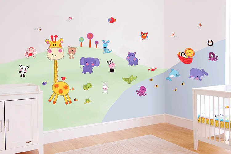 Baby Room Wall Decor Ideas Best Of 25 Imparadise Nursery Wall Decor for Your Loveable Babies