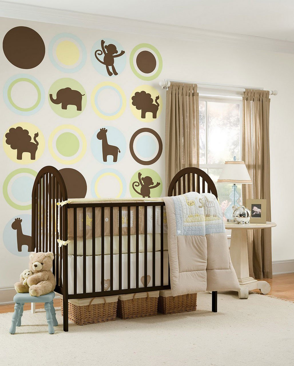 Baby Room Wall Decor Ideas Luxury Dream Nursery for Your Baby