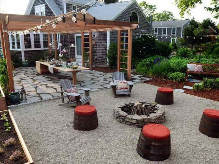 Backyard Decor On A Budget Beautiful 71 Fantastic Backyard Ideas On A Bud Page 18 Of 71