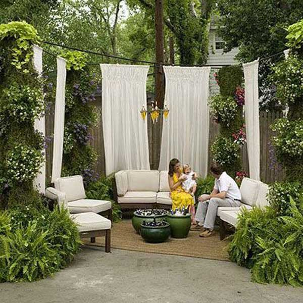 Backyard Decor On A Budget Best Of 22 Fascinating and Low Bud Ideas for Your Yard and Patio Privacy