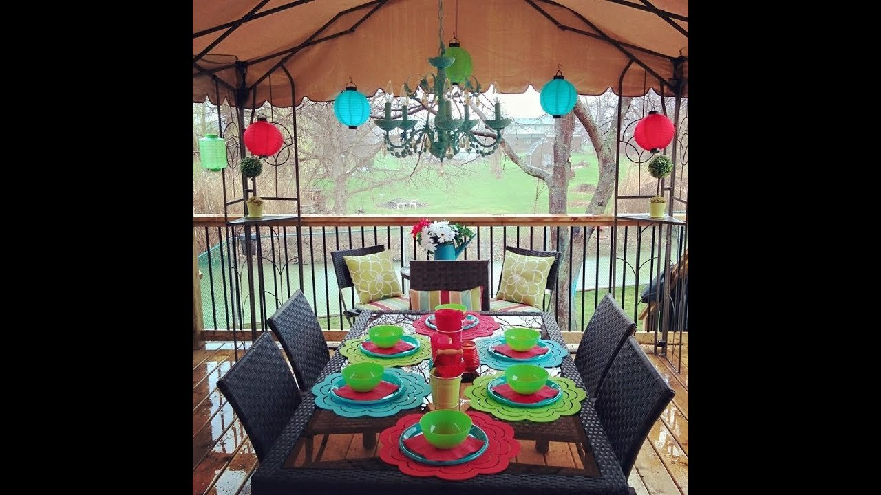 Backyard Decor On A Budget New Decorate Your Backyard On A Bud with Dollar Store Finds