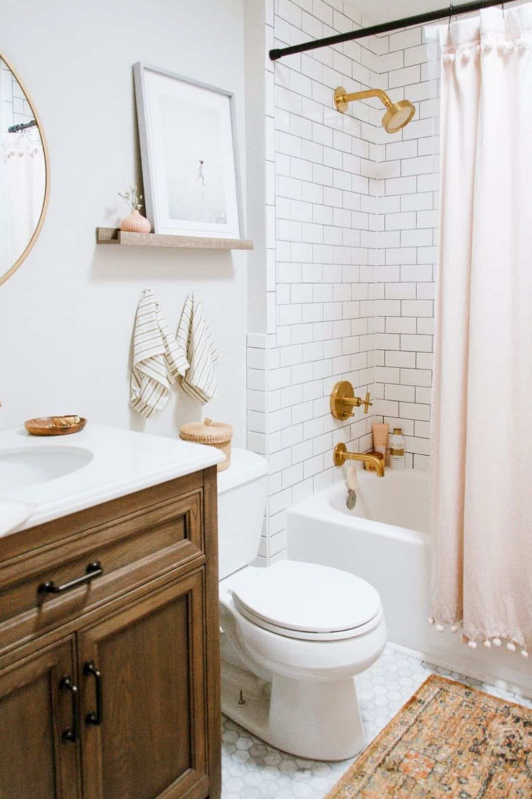 Bathroom Decor On A Budget Awesome 40 Creative Bathroom Decor Ideas On A Bud