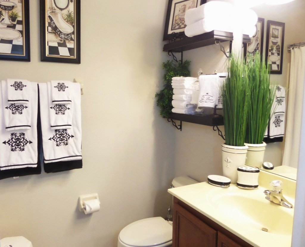Bathroom Decor On A Budget Luxury Guest Bathroom Decorating On A Bud Be My Guest with Denise