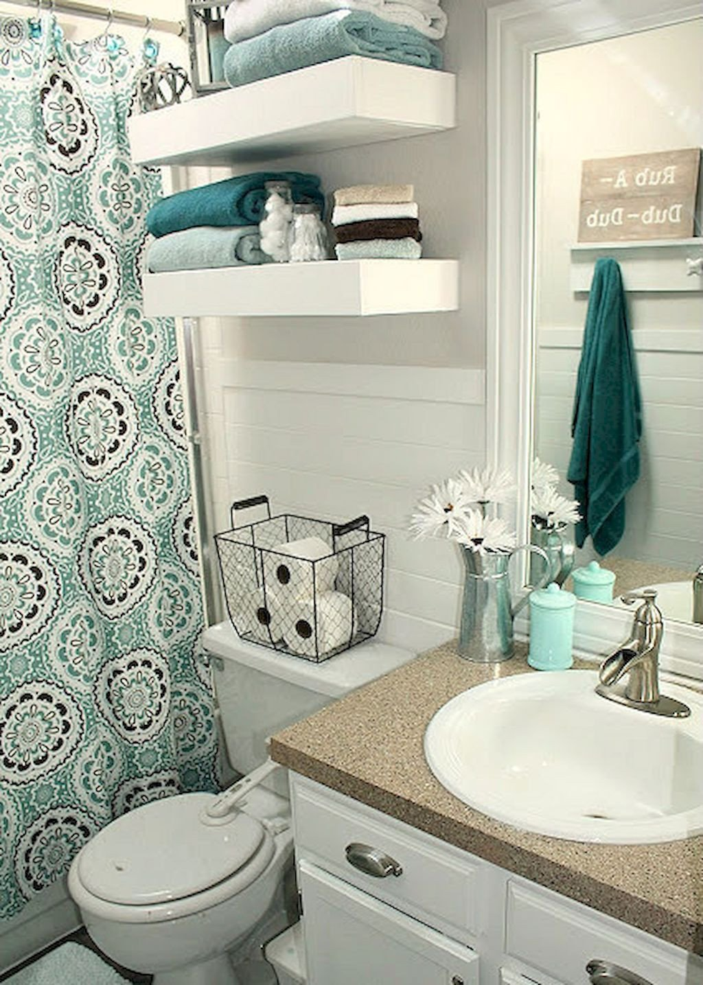 Bathroom Decor On A Budget Luxury Pin by Jennifer Tinsley On Happy Homes