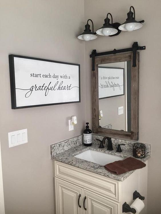 Bathroom Wall Art and Decor Fresh 28 Bathroom Wall Decor Ideas to Increase Bathroom's Value Harp Times