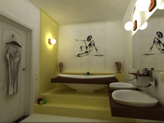 Bathroom Wall Art and Decor Unique 15 Unique Bathroom Wall Decor Ideas