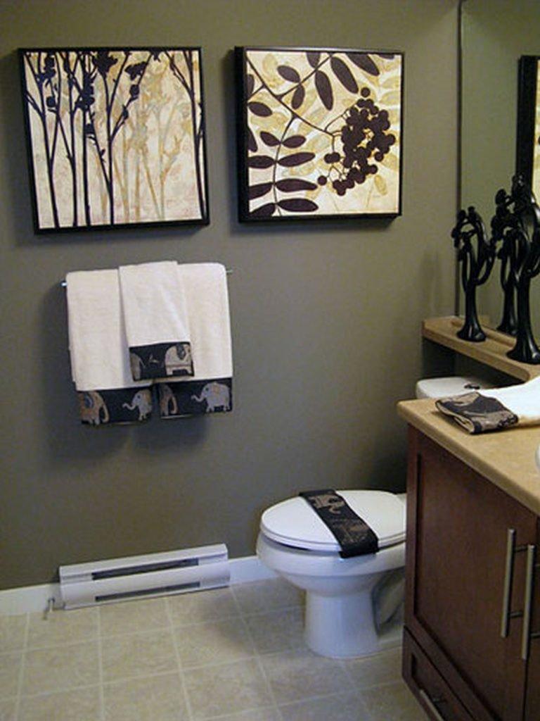 Bathroom Wall Art Ideas Decor Lovely Effective Bathroom Decorating Ideas at An Affordable Bud